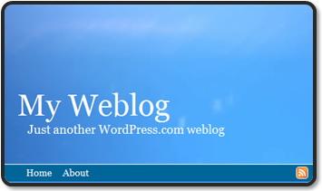 My (Default) Weblog