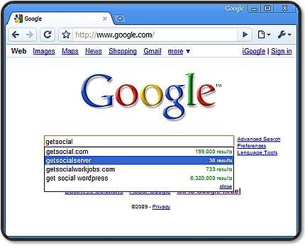 Google <3 GetSocial!