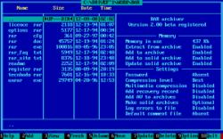 Norton Commander 4.0