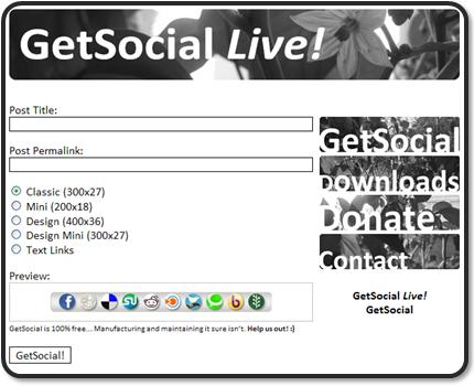 GetSocial Live