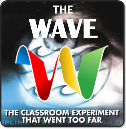 Morton Rhue's new book: 'The Google Wave'